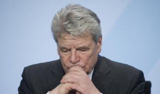 Gauck soll neuer Bundespräsident werden (Foto)