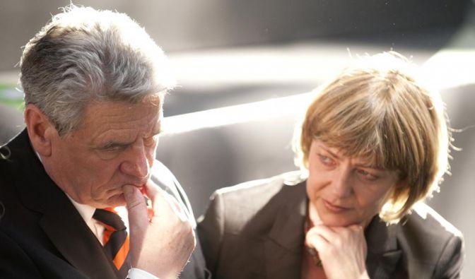 Gauck soll offenbar neuer Bundespraesident werden (Foto)