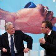 Gauck bricht Jena-Besuch vorzeitig ab (Foto)