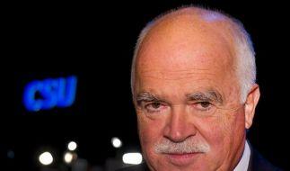 Gauweiler erweitert Klage gegen Euro-Rettungsschirm (Foto)