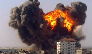 Gazakrieg (Foto)