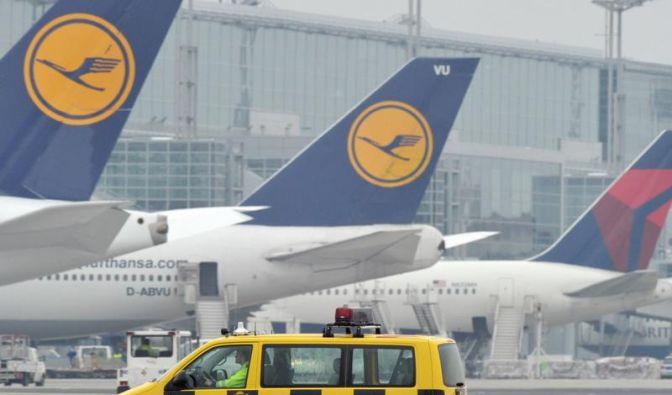 GdF schließt Streiks am Flughafen Frankfurt nicht aus (Foto)