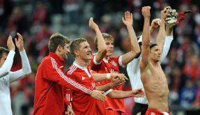 Geballte Bayern-Power (Foto)