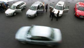 Gebrauchtwagen Händler (Foto)