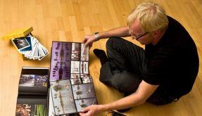 Gebundene Erinnerung: Fotobücher selbst gestalten (Foto)