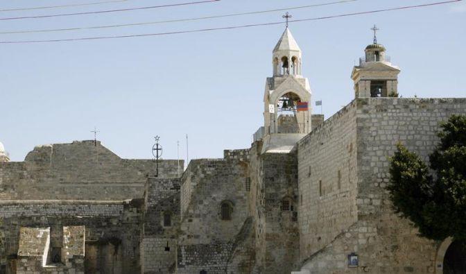 Geburtskirche in Bethlehem ist Weltkulturerbe (Foto)