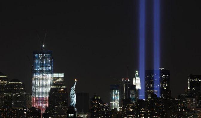 Gedenken an 9/11 (Foto)