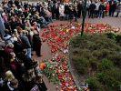 Gedenken an getoetete Lena (Foto)