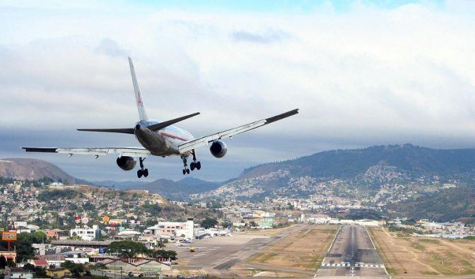 Gefährliche Flughäfen (Foto)