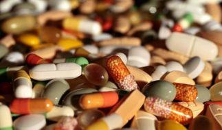 Gefälschte Medikamente (Foto)