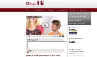«Geh nicht hin» zur Bundestagswahl - oder besser doch? (Foto)