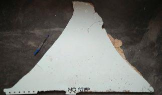 Gehört dieses Wrackteil zum 2014 verschwundenen Flug MH370? (Foto)