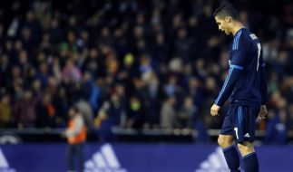 Geht Cristiano Ronaldos Stern bald unter? (Foto)