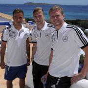 Geht der Stern für Mario Götze, Marco Reus oder André Schürrle schon bei der EM 2012 auf?