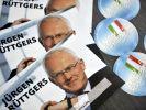 Geht er in die Verlängerung? Eine zweite Amtszeit von NRW-Ministerpräsident Jürgen Rüttgers (CDU) is (Foto)