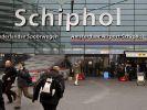 Geiselnahme auf dem Amsterdamer Flughafens Schiphol: Ein Missverständnis in der Kommunikation zwischen Pilot und Kontrollturm sorgte auf dem Airport für Verwirrung. (Foto)