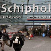 Geiselnahme auf dem Amsterdamer Flughafens Schiphol: Ein Missverständnis in der Kommunikation zwischen Pilot und Kontrollturm sorgte auf dem Airport für Verwirrung.