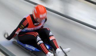 Geisenberger rodelt zu zweitem Weltcup-Saisonsieg (Foto)