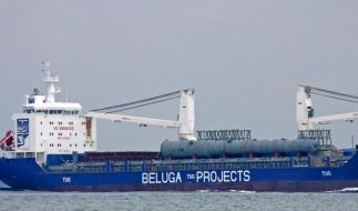 Gekapertes Bremer Schiff wieder frei (Foto)