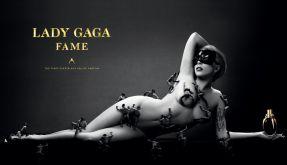 Gekonnt in Szene gesetzt: Lady Gaga wirbt für ihr Parfum. (Foto)
