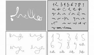 Gelähmte könnten «Augenschrift» lernen (Foto)