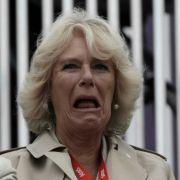 Gelangweilt oder begeistert? Camillas Gesicht lässt Spekulationen zu.