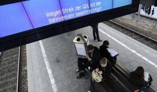 Geld zurück bei Streik? Die Rechte der Bahnkunden (Foto)