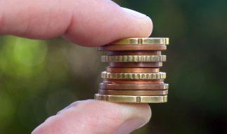 Geldmünzen (Foto)