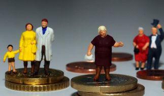 Geldverschwendung (Foto)