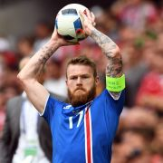 Island holt Sieg in der 94. Minute (Foto)
