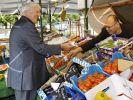 Gemüsehändler (Foto)
