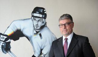 Generalprobe für Eishockey-Saisonhöhepunkte (Foto)
