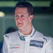 Generationenwechsel: Lewis Hamilton (links) übernimmt Michael Schumachers Cockpit.
