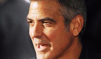 George Clooney gewann Hunde-Herz mit Truthahn-Hack (Foto)