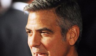 George Clooney plant Film über NS-Raubkunst (Foto)