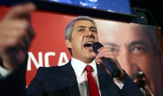 «George Clooney der portugiesischen Politik»: Sein Charme rettete Ministerpräsident José Sócrates di (Foto)