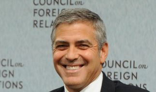George Clooney springt für Downey Jr. ein (Foto)