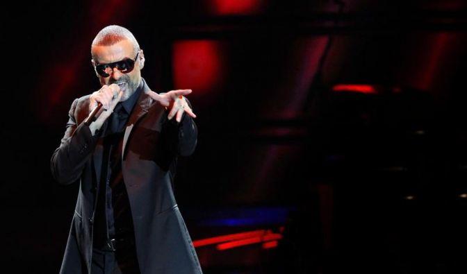 George Michael hat schwere Lungenentzündung (Foto)