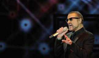 George Michael sagt Konzerte ab (Foto)
