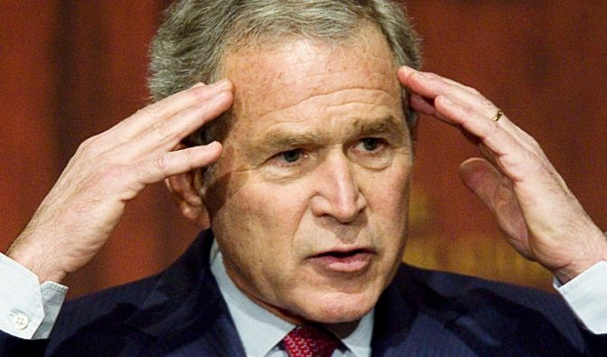 George W. Bush (Foto)