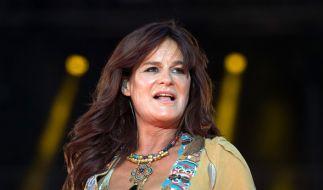 Gerade hat Andrea Berg die Aufnahmen zu ihrem neuen Album beendet. (Foto)