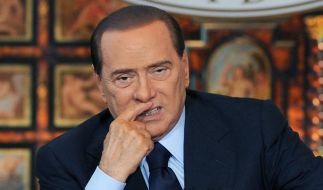 Gericht beschneidet Berlusconis Immunität (Foto)