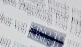 Gericht statt Internet: Prozess gegen Macher von Kino.to (Foto)