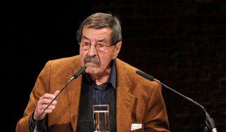 Germanist: Günter Grass spricht als Dichter (Foto)