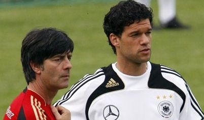 Germany Ballack (Foto)