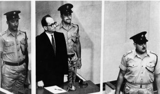 Germany Eichmann Files (Foto)