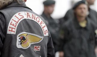 Germany Hells Angels Trial (Foto)