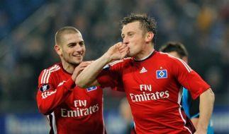 Germany Soccer Uefa Cup (Foto)