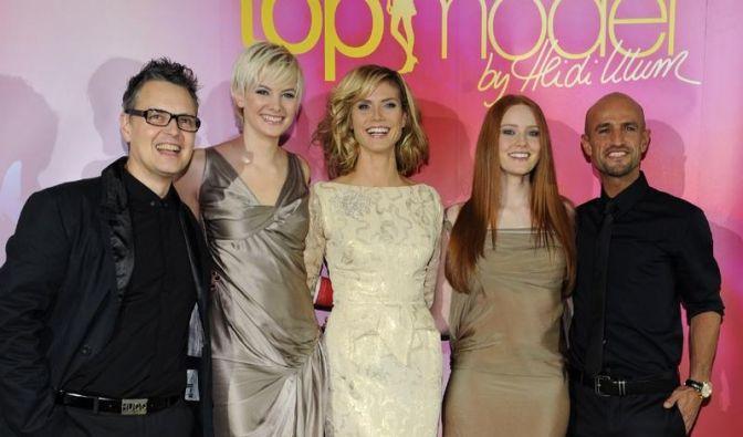 «Germany's Next Topmodel» geht in die vierte Runde (Foto)