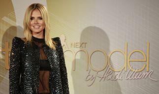 Germany's Next Topmodel geht mit Heidi Klum bereits in die achte Staffel. (Foto)